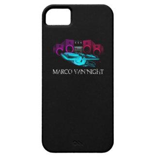Capa para celular do Marco Van Night