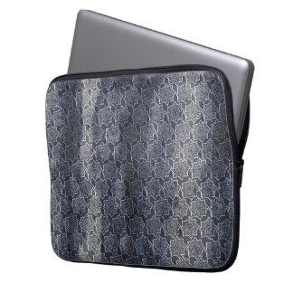 Capa Para Computador Cobrir oblíquo do laptop das estrelas do índigo