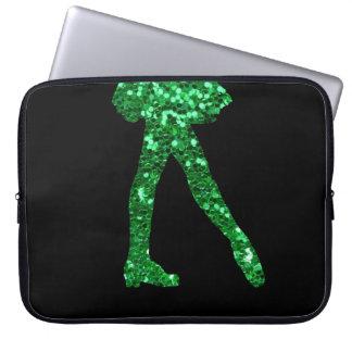 Capa Para Computador Dançarino irlandês