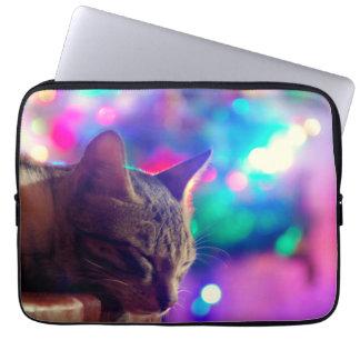 Capa Para Computador Gato