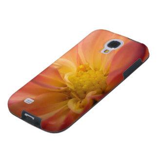 Capa Para Galaxy S4 Dália para dentro