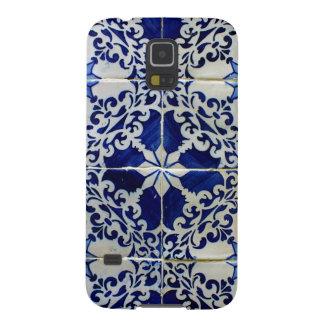 Capa Para Galaxy S5 Azulejos, Portuguese Tiles