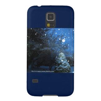 Capa Para Galaxy S5 Exemplo de Samsung S5 do conto do inverno com