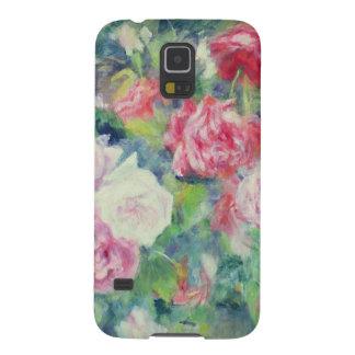 Capa Para Galaxy S5 Pierre rosas 2 de Renoir um  