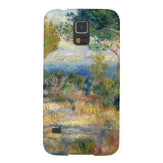Capa Para Galaxy S5 Pierre um Renoir   L'Estaque