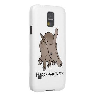 Capa Para Galaxy S5 Porco-da-terra feliz