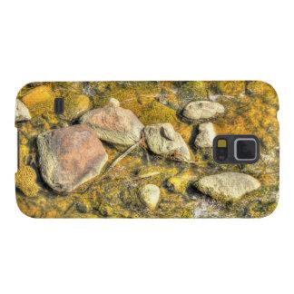 Capa Para Galaxy S5 Rochas do rio