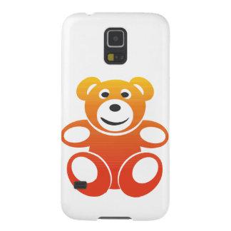 Capa Para Galaxy S5 Ursinho de sorriso do verão