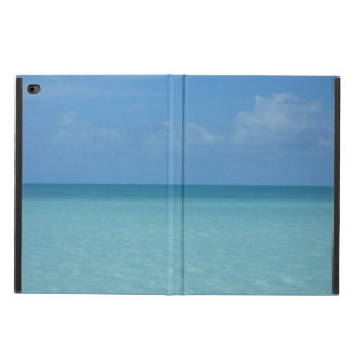 Capa Para iPad Air 2 Azul de turquesa tropical do horizonte das