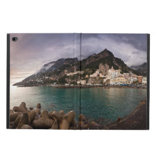 Capa Para iPad Air 2 Costa pitoresca de Amalfi, cidade do beira-mar de