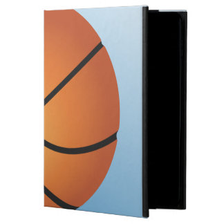 Capa Para iPad Air 2 Fundo do azul do ícone do basquetebol