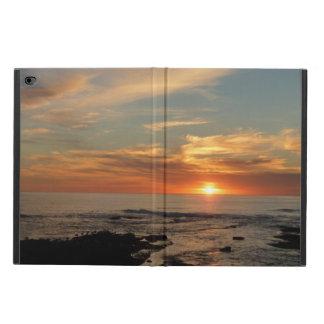 Capa Para iPad Air 2 Seascape do por do sol II Califórnia de San Diego