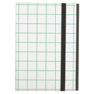 Capa Para iPad Air Caixa do ar do iPad do teste padrão do quadrado de