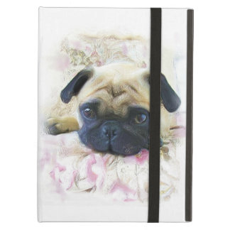 Capa Para iPad Air Cão do Pug