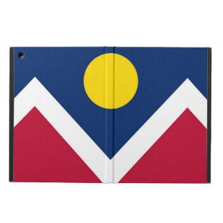 Capa Para iPad Air Caso patriótico do ipad com a bandeira da cidade