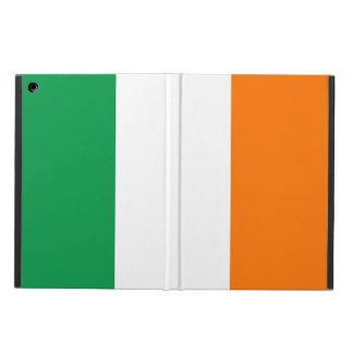 Capa Para iPad Air Caso patriótico do ipad com a bandeira de Ireland