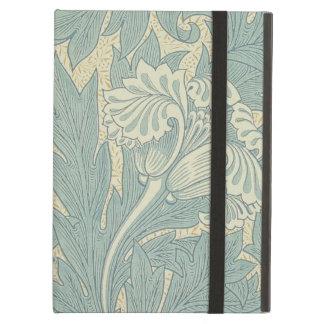 Capa Para iPad Air Design floral da tulipa de William Morris do