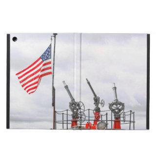 Capa Para iPad Air Meu tributo aos sapadores-bombeiros marítimos