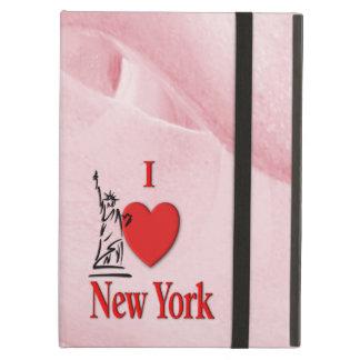 Capa Para iPad Air Mim amante NY