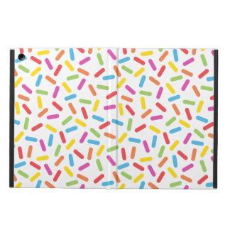 Capa Para iPad Air O arco-íris polvilha