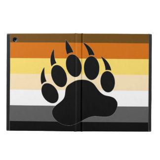 Capa Para iPad Air O orgulho alegre do urso colore a pata de urso