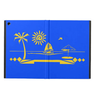 Capa Para iPad Air On Shore the