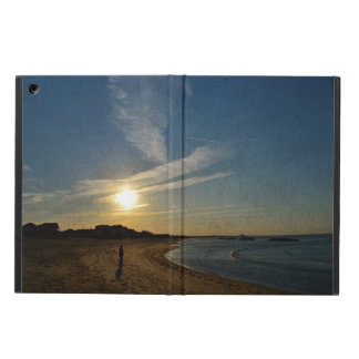 Capa Para iPad Air Por do sol Textured por Shirley Taylor