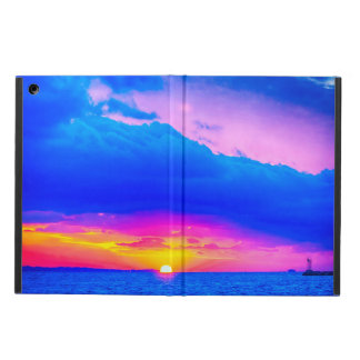 Capa Para iPad Air Por do sol Vibrance