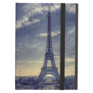 Capa Para iPad Air Torre Eiffel elegante chique Paris France do