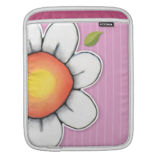 Capa Para iPad Luva do iPad do rickshaw do rosa da alegria da