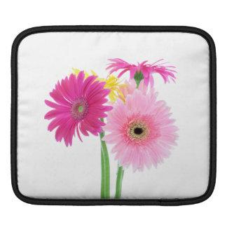 Capa Para iPad Margaridas cor-de-rosa