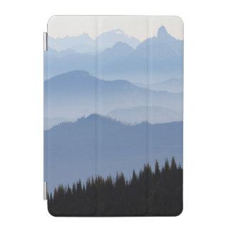 Capa Para iPad Mini Montanhas da cascata do parque nacional de Monte