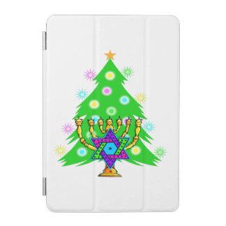 Capa Para iPad Mini Natal e Hanukkah
