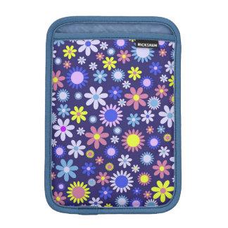 Capa Para iPad Mini Teste padrão de flores da margarida do estilo do