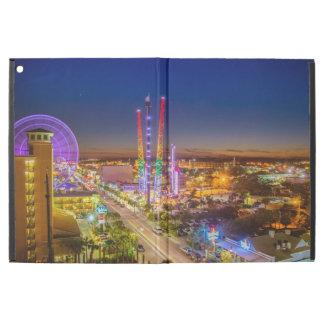 """Capa Para iPad Pro 12.9"""" Arquitectura da cidade de Myrtle Beach"""