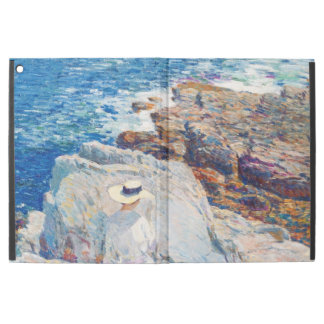 "Capa Para iPad Pro 12.9"" As bordas sul, Appledore por Childe Hassam"