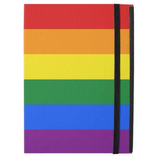 "Capa Para iPad Pro 12.9"" Bandeira do arco-íris do orgulho gay de LGBT"