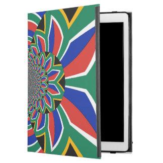 """Capa Para iPad Pro 12.9"""" Bandeira surpreendente bonita de África do Sul"""