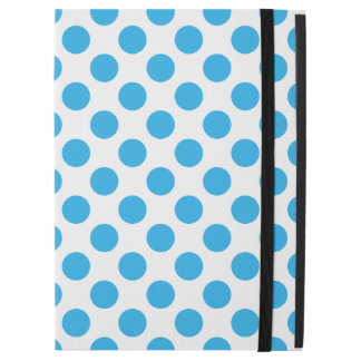 """Capa Para iPad Pro 12.9"""" Bolinhas azuis"""