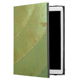 "Capa Para iPad Pro 12.9"" Close up da folha da uva do mar"