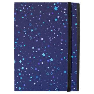 """Capa Para iPad Pro 12.9"""" Estrelas azuis da cintilação - pro caso do iPad"""