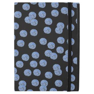 """Capa Para iPad Pro 12.9"""" Pro caso do iPad azul das bolinhas sem Kickstand"""