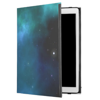 "Capa Para iPad Pro 12.9"" Pro caso do iPad azul do céu da galáxia"