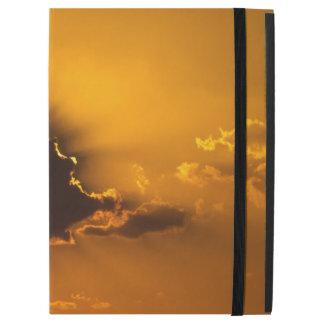 """Capa Para iPad Pro 12.9"""" Pro caso do iPad Piercing do por do sol"""