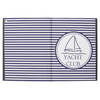 """Capa Para iPad Pro 12.9"""" Yacht club"""