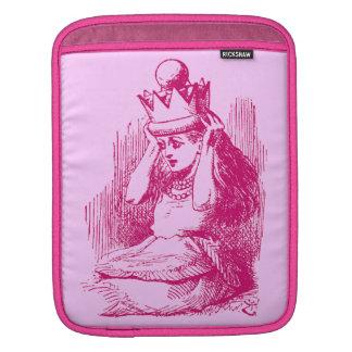 Capa Para iPad Vintage Alice no país das maravilhas