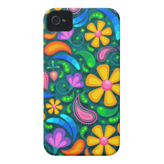 Capa Para iPhone 4 Case-Mate floral