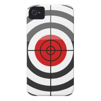 Capa Para iPhone 4 Case-Mate Ícone do alvo