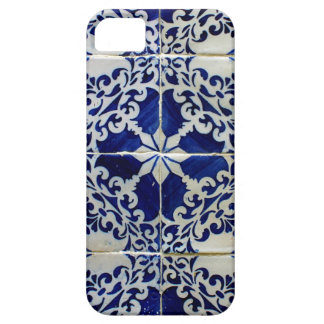 Capa Para iPhone 5 Azulejos, Portuguese Tiles