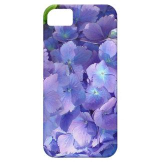 Capa Para iPhone 5 Caixa azul do iPhone 5 de Hydragea